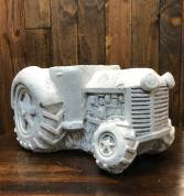 Concrete Tractor Planter
