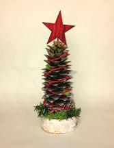 Cone Christmas Tree Christmas Arrangement