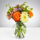 Confetti Charms Vase