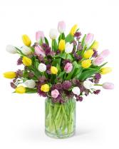 Confetti Flower Arrangement