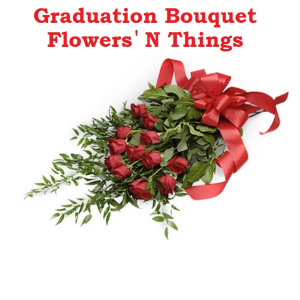 Congrats Graduate Fresh Arrangement in Newmarket, ON | FLOWERS 'N THINGS FLOWER & GIFT SHOP