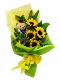 Congrats My Sunflower Loose flowers