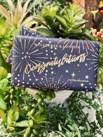 Congratulations Soap