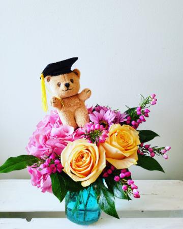 Congratulations Graduates Flower Arrangement