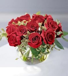 Contemporary Premium Rose Bouquet