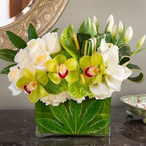 Contemporary Style Bouqet  Flower Arrangement in Los Angeles, CA | MY BELLA FLOWER