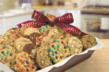 Assorted Cookie Basket 3 Dozen Fresh Bakery Cookies for all occasions