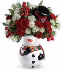 Cookie Jar Greetings Evergreen Bouquet