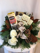 Cookies and Cocoa  Holiday Arrangement