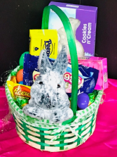 Cookies n Cream Easter Basket