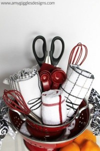 COOKING IT UP GIFT BASKET