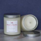 Cool Waters Natural Soy Candle