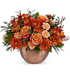 Copper Beauty  in Saint Marys, PA | GOETZ'S FLOWERS