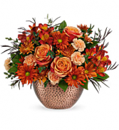 Copper Beauty Arrangement