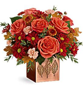 Copper Petals DX Fall/Thanksgiving