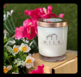 Copper Top Candle