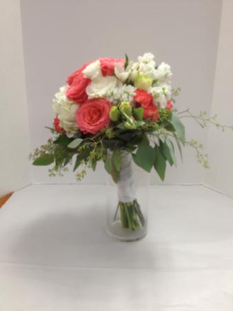 Coral bouquet Bouquet