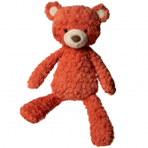 Coral Putty Bear Mary Meyer Plush