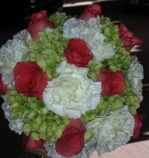 Coral Reef Hand Tied Bouquet