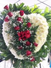 corazon # 2 rosas