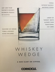 Corkcicle Wiskey Wedge