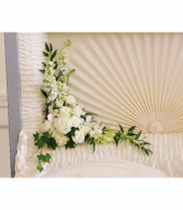 Corner Spray Casket Adornment