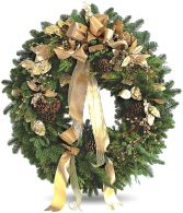 GLORY GOLD WREATH