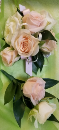 Corsage and Boutineer