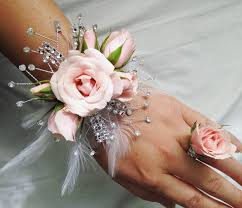 Corsage and Ring Combo Prom Flowers in Clinton, AR   Main Street Florist & Gifts