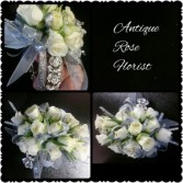 It's all about the BLING! Corsage