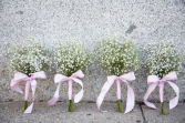 Baby's Breath Corsage Prom Special