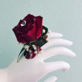 Corsage Ring Corsage
