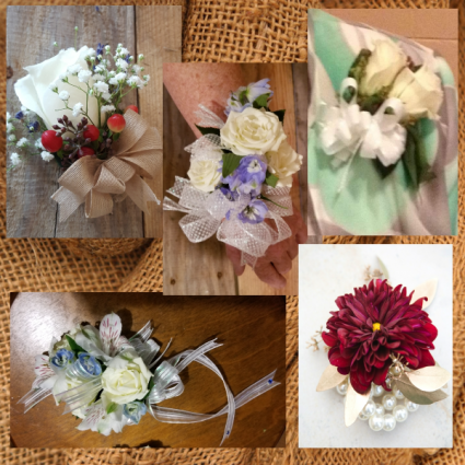 Corsages Wedding