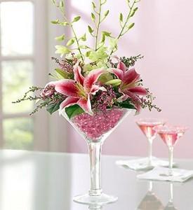Cosmopolitan Bouquet fresh flowers