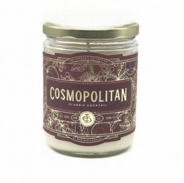 Cosmopolitan candle