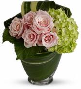 Cosmopolitan Pink Floral Bouquet