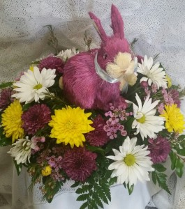 Cottage Bunny Floral  in Clio, MI | WILLOW COTTAGE FLOWERS AND GIFTS