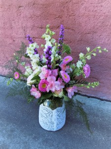 Cottage Chic Bouquet  in Hutchinson, MN | CROW RIVER FLORAL & GIFTS