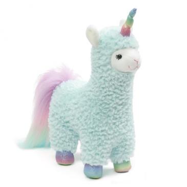 Cotton Candy Unicorn Stuffed Animal
