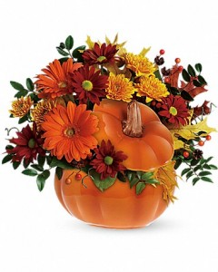 Country Pumpkin Fall in Whitehall, PA | PRECIOUS PETALS FLORIST