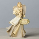 Count Your Blessings Angel Gift