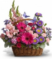 Country Basket Bloom