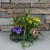 Country Charm Garden Planter
