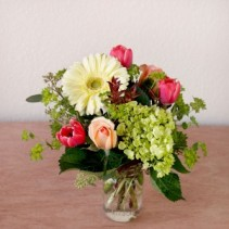 Country Chic Fresh assorted premium flowers