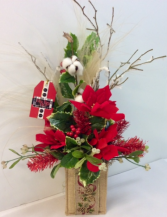 Country Christmas Permanent Botanicals
