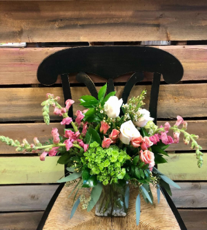 Country Farmhouse Enchanted Design in Monument, CO | Enchanted Florist