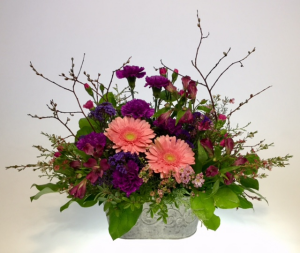Garden of Gratitude Arrangement in Invermere, BC | INSPIRE FLORAL BOUTIQUE