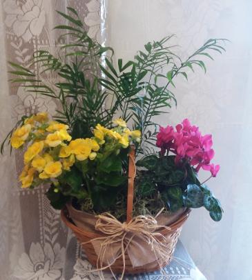 country garden basket