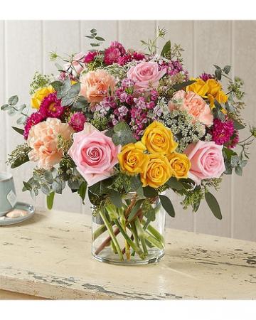 Country Garden Bouquet