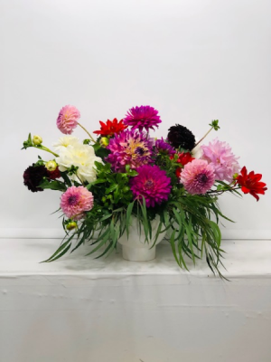 Garden Picked Flower Arrangement in North Bend, OR | PETAL TO THE METAL FLOWERS